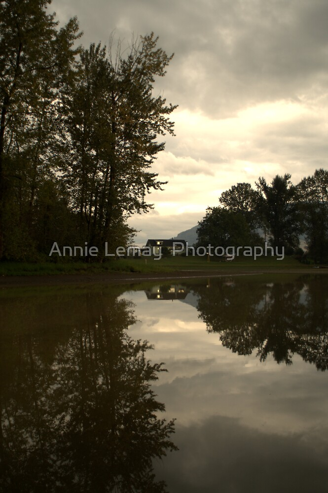 Reflections of the Farm by Annie Lemay  Photography