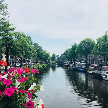Views of The Amsterdam Canals by rose511