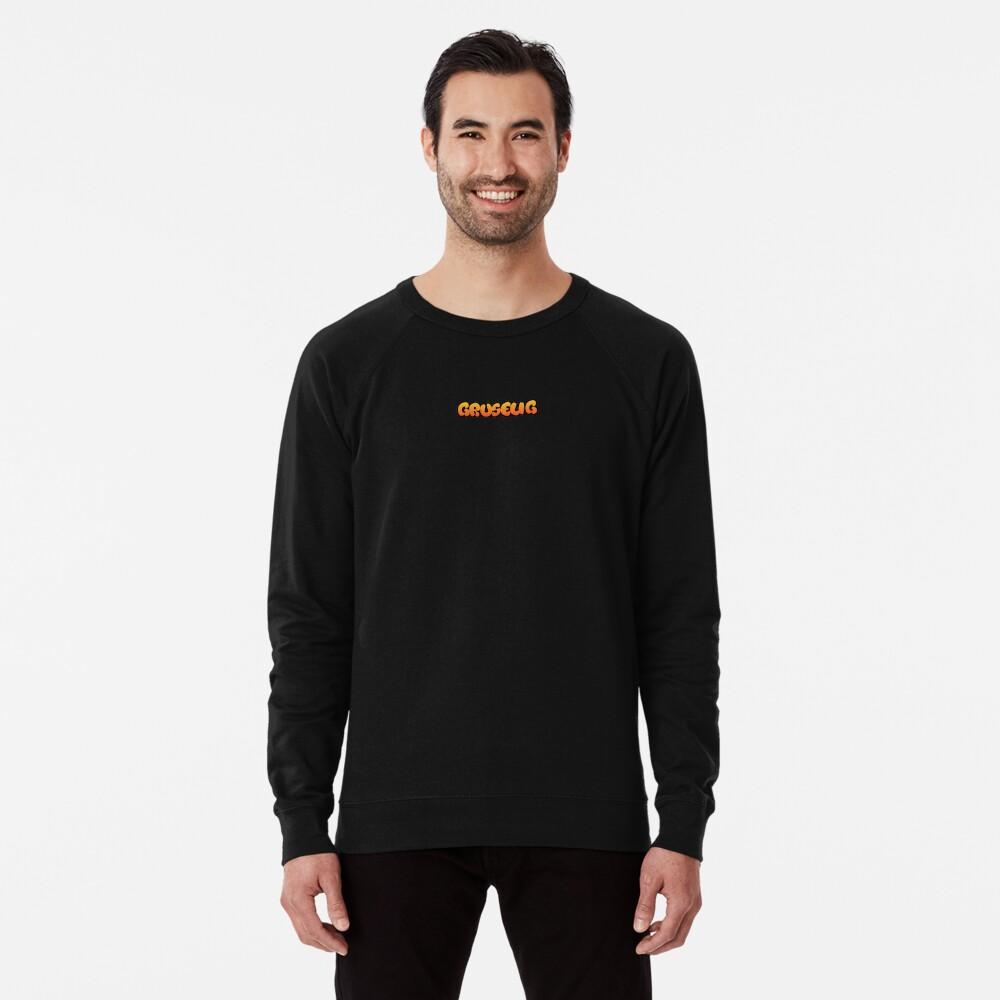 Gruselig Leichter Pullover
