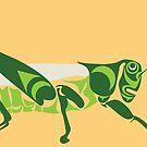 Grasshopper by Mark Gauti