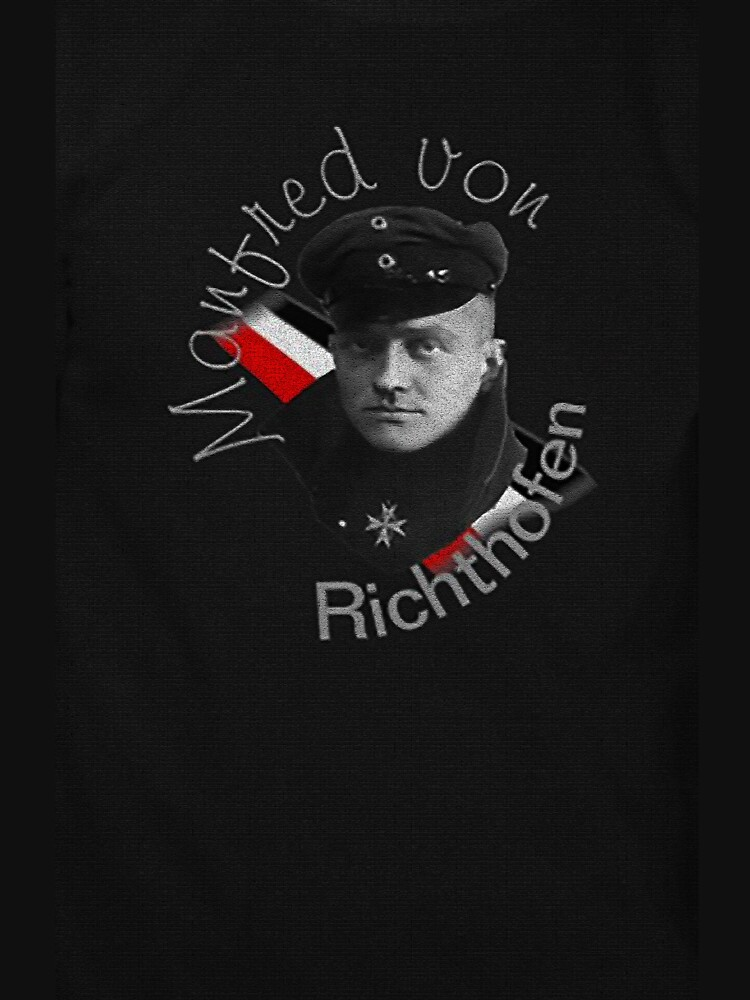 Richthofen...The Red Baron by edsimoneit
