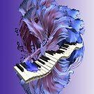 Moonlight Sonata by Tatyana Binovskaya