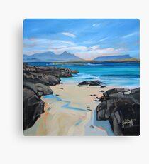 Sanna Bay 2 Canvas Print