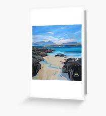 Sanna Bay 2 Greeting Card