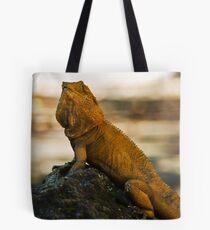 Dragon Cometh Tote Bag