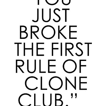 Orphan Black | First Rule Of Clone Club by soundlesswaves