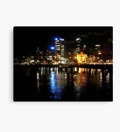 Sydney Cove Canvas Print
