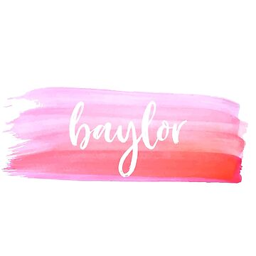 Baylor University by carolineophoto