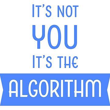 Funny Social Media Algorithm by AntiqueImages