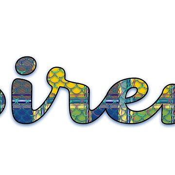 Siren - OA by OshustArt