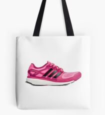 Pink Sport Shoes Tote Bag