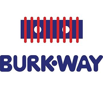 Burk-Way by josselinco