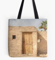 The Locked Door Tote Bag
