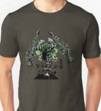 The Game of Kings, Wave Six: The Black Queen-Bishop's Pawn Unisex T-Shirt