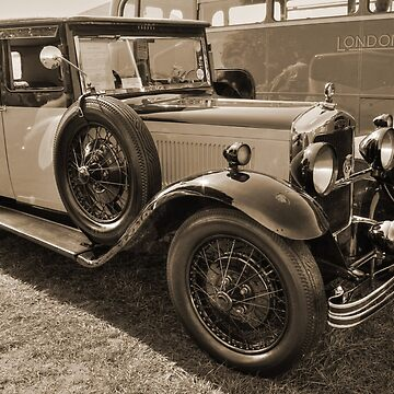 1929 Singer Six by ViczS