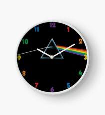 Pink Floyd Dark Side Of The Moon Tribute Clock