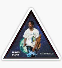 Trav astro Sticker