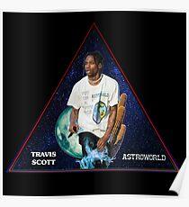 Trav astro Poster