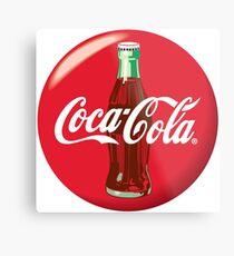 Coca Cola - FLJ1320 - Metal Print