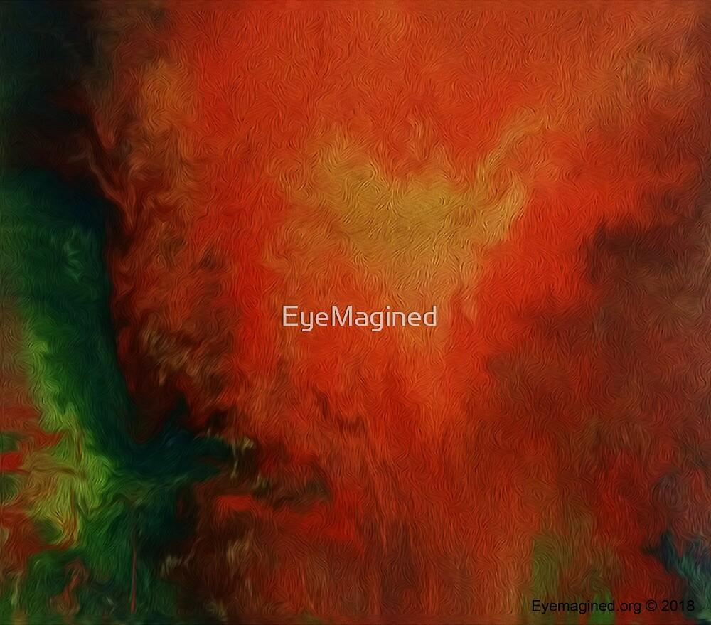 Firestorm by EyeMagined