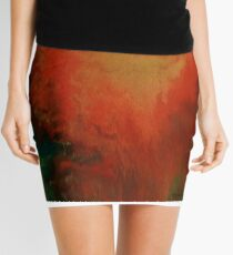 Firestorm Mini Skirt