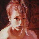 """fragment of  """" Angel"""" by Sokolovskaya"""