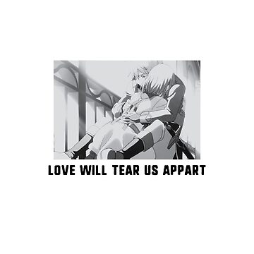 lOVE WILL TEAR US APPART by bagassputera