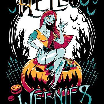 Hello Weenies by Nemons