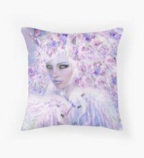 Unicorn Rose Goddess Floor Pillow