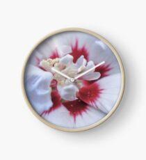 Amarena Swirl Clock