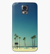 Summer Beach Blue Case/Skin for Samsung Galaxy