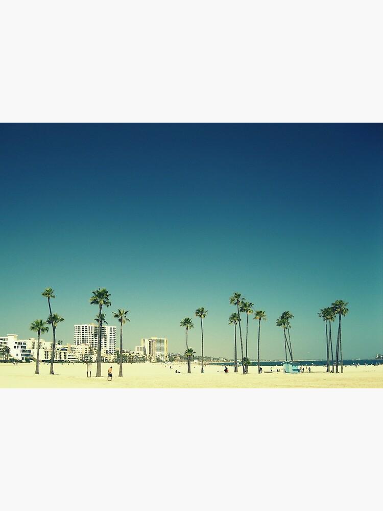 Summer Beach Blue von RichCaspian