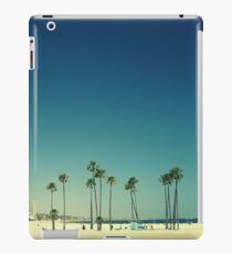 Summer Beach Blue iPad Case/Skin