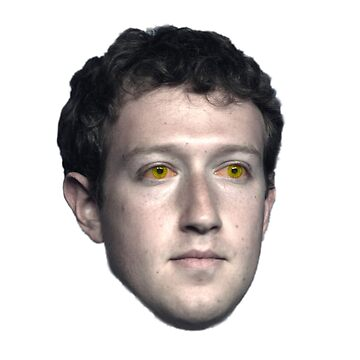 Mark Zuckerberg - Collector of Data by lurchmerch