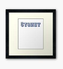 Cygnet Framed Print