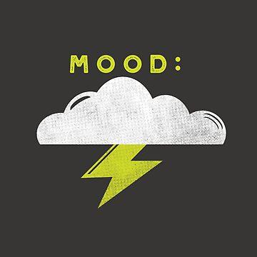 Feeling Stormy by awkwarddesignco
