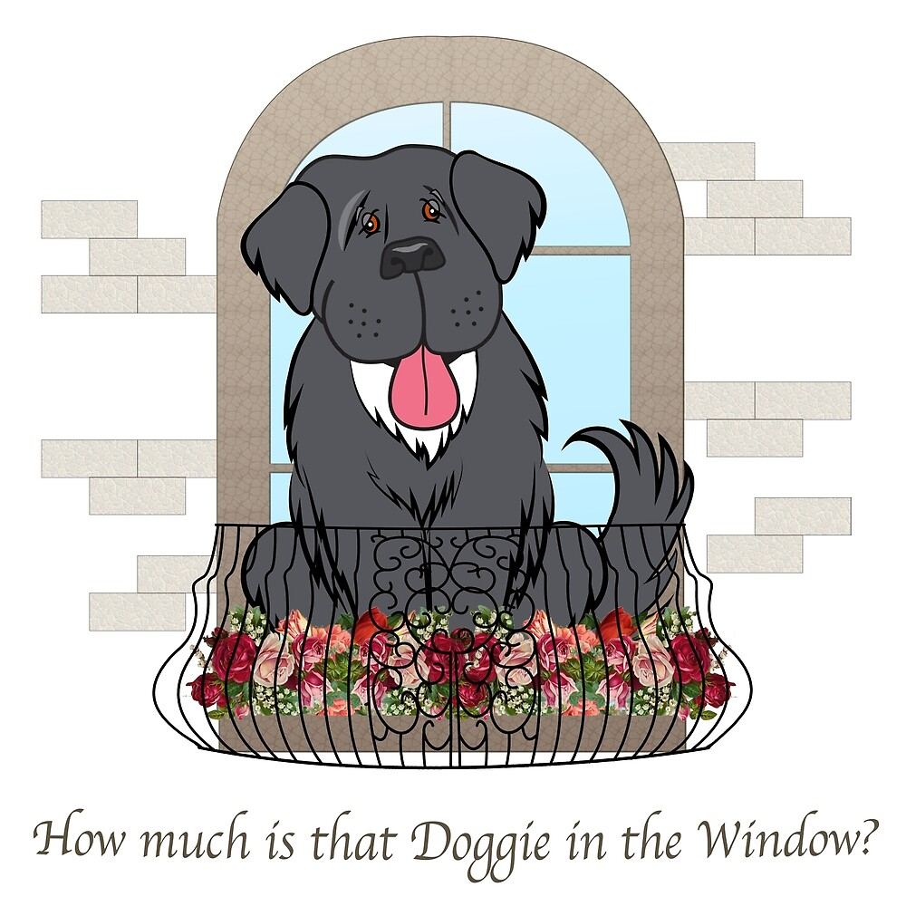 How much is that Doggie in the Window? by Christine Mullis