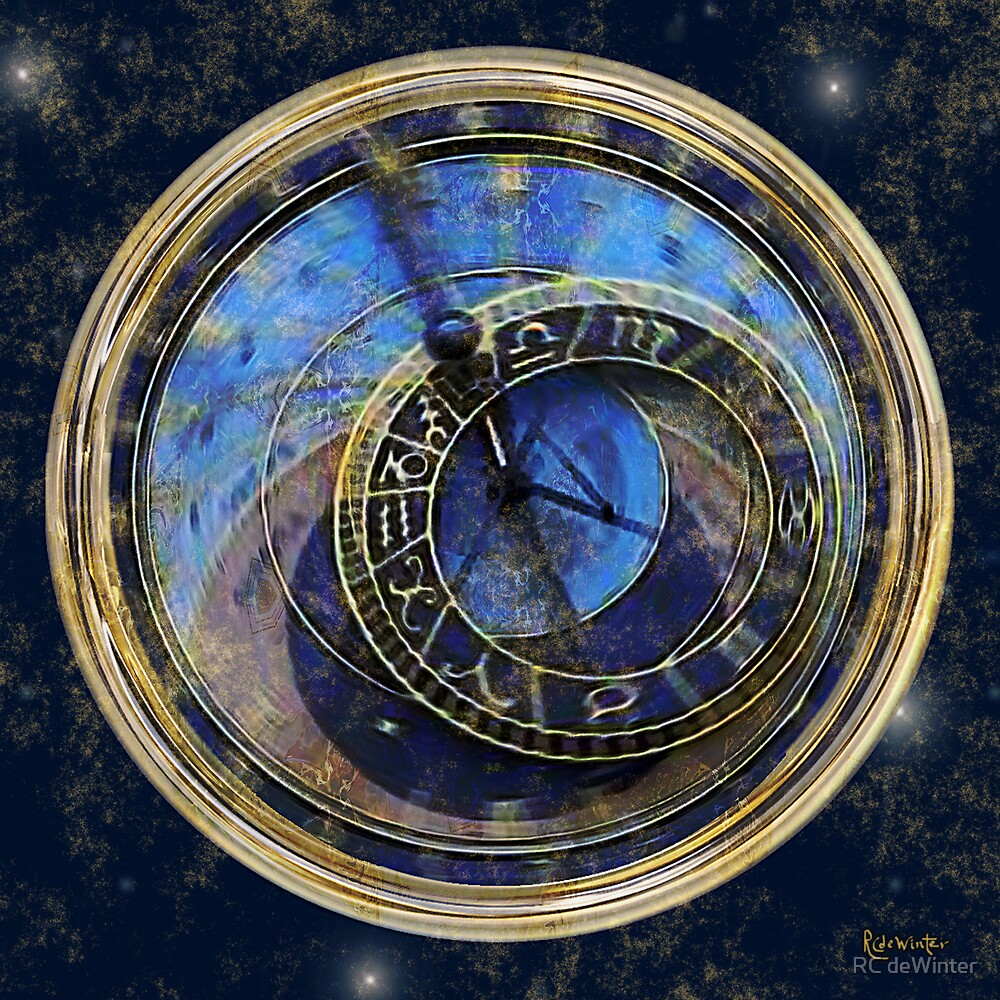 The Carousel of Time by RC deWinter