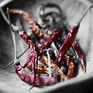Fiery Chillis by Kasia Fiszer