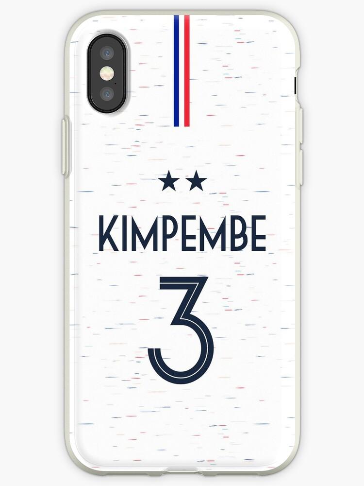 coque iphone 8 kimpembe