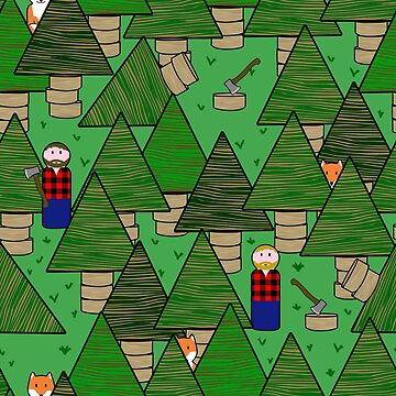 little lumber jacks by B0red