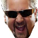 guy fieri by Jack O TV