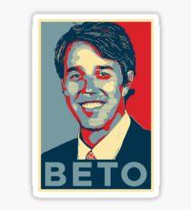 Vote Beto Sticker