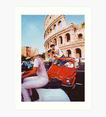 ROMA POSTER Art Print
