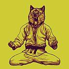 Martial Arts - Way of life #5 - Jiu jitsu Wolf - Competitor  winner by undersideland