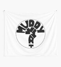 MUDDY WHAT? Logo classic Wandbehang