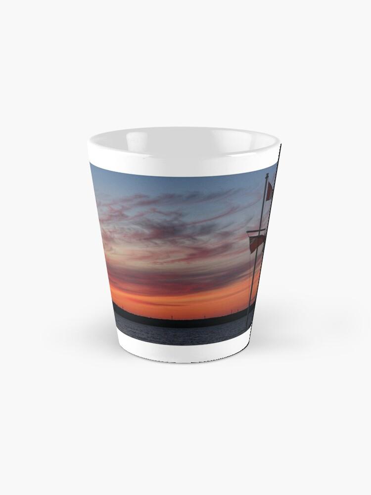 Alternate view of Manitoulin Sunset Mug