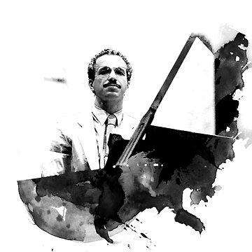 Jarret Pianist by vivalarevolucio