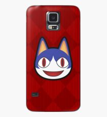 Funda/vinilo para Samsung Galaxy ROVER ANIMAL CROSSING