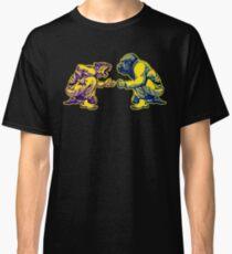 Martial Arts - Way of Life #1 - tiger vs gorilla - Jiu jitsu, bjj, judo Classic T-Shirt